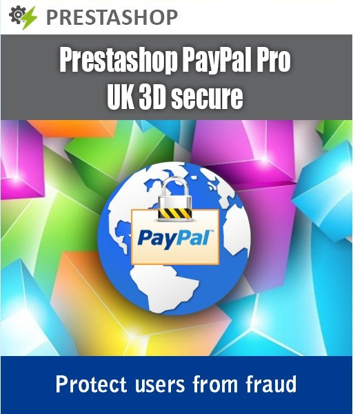 prestashop-paypal-pro-uk-3d-secure