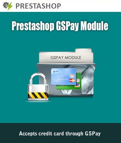PrestaShop GSPay