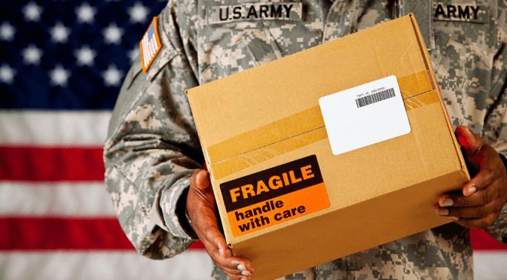 Shipping Label Module