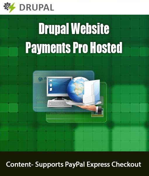 Drupal PayPal