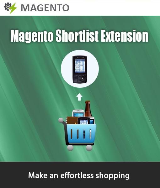magento-shortlist-extension