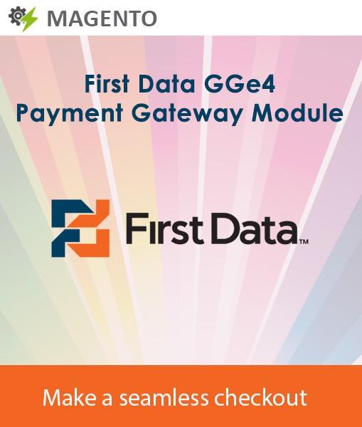 Magento First Data