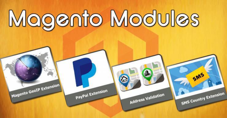 eCommerce Module Development