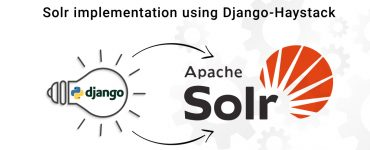 solr implementation with Django