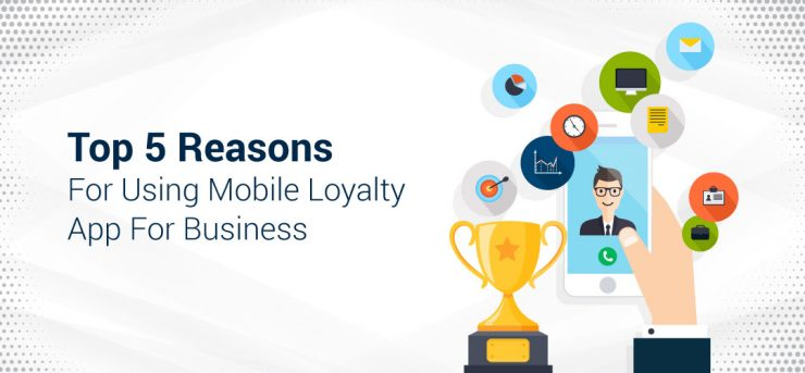 Mobile Loyalty App for Business