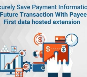 Payeezy First Data Hosted module