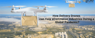 delivery drone during global pandemic
