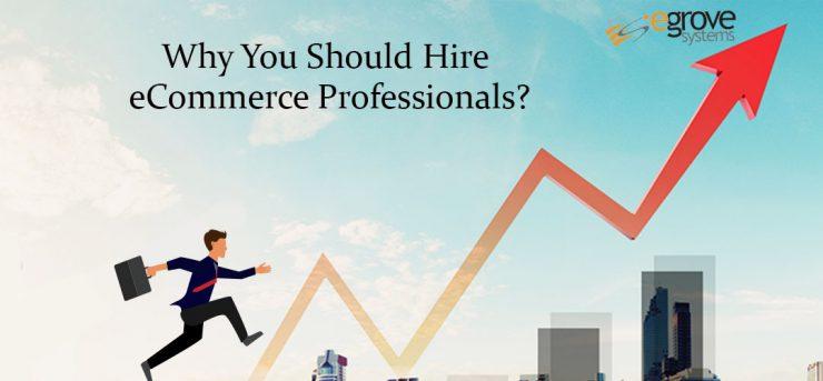 Hire eCommerce professionals