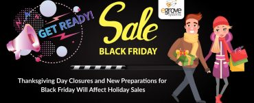 Thanksgiving closures, early sales launches, and online integration