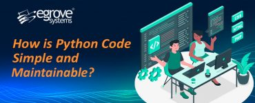 Python code simple and maintainable