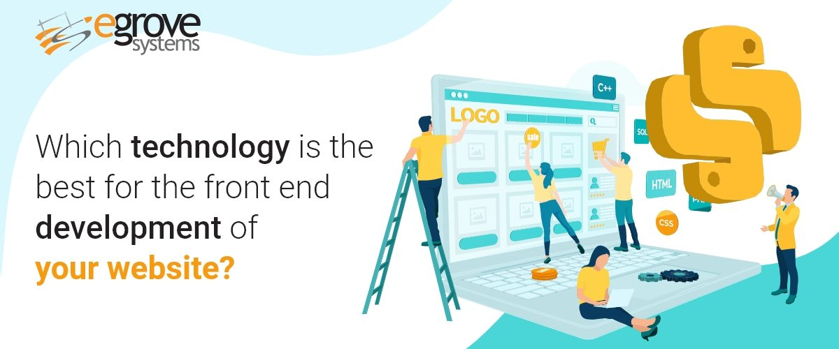 technology for front end development