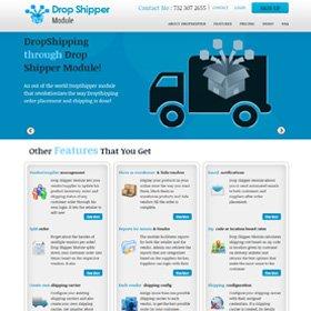 Drop Shipper Module