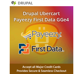 Drupal Ubercart Payeezy First Data GGE4 Extension
