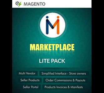 Magento Marketplace Multi Vendor Extension – Lite