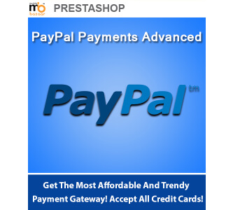 PrestaShop Paypal Payments Advanced Module