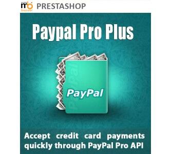 PRESTASHOP PAYPAL PRO PLUS PAYMENT MODULE