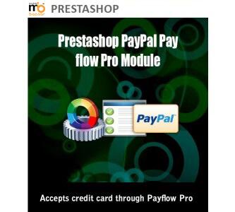 PrestaShop Payflow Pro Module