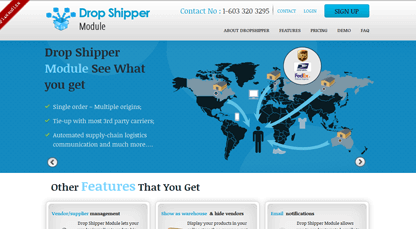 Dropshipper Site