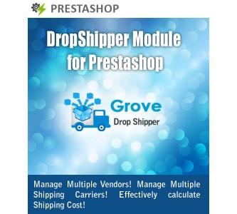 Prestashop Dropshipper Module
