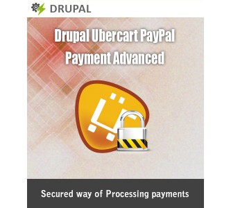 DRUPAL UBERCART PAYPAL PAYMENTS ADVANCED MODULE