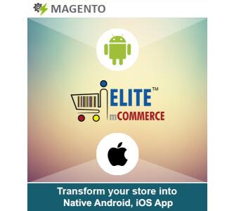 Elite M Commerce - app builder