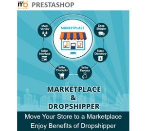 PrestaShop Marketplace & Dropshipper Module