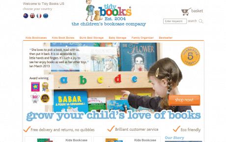 tidybookskidsbookcases
