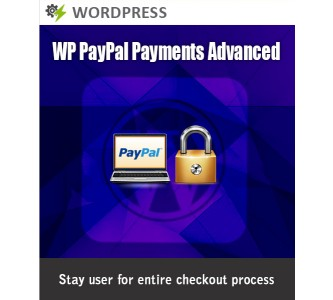 WP PAYPAL PAYMENTS ADVANCED MODULE