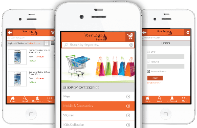 Magento Mobile App for Android and iOS