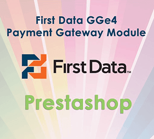 PrestaShop FirstData GGe4 Payment Module
