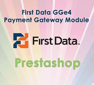 PrestaShop FirstData GGe4 Payment Module