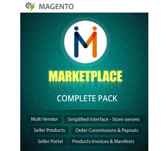 Magento Multivendor Marketplace extension