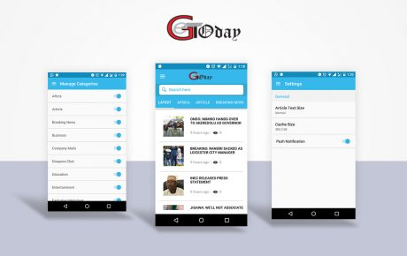 E-governance Today Mobile app
