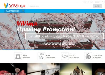 Vivima.com – Product Catalog Builder