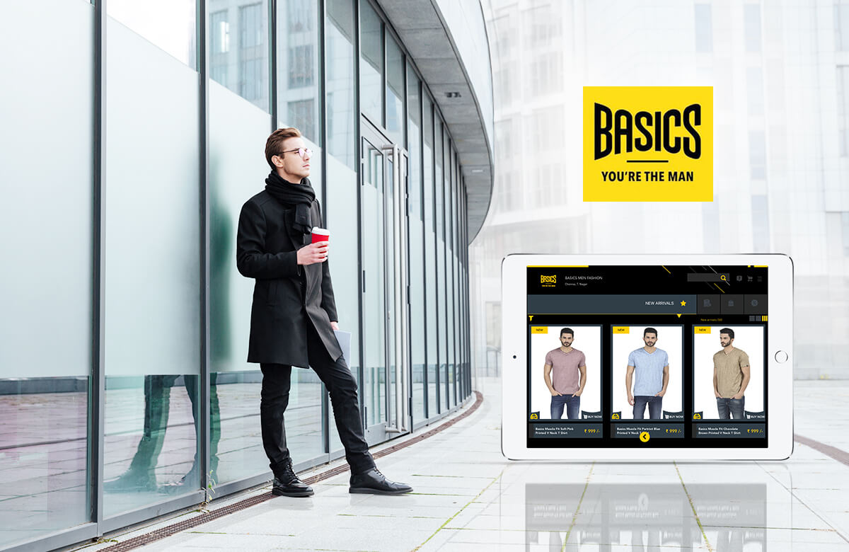 Enterprise Instore Kiosk App