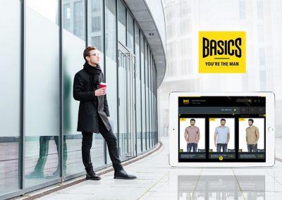 Enterprise Instore / Kiosk app