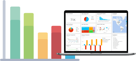 Business Intelligence and Data Visualization