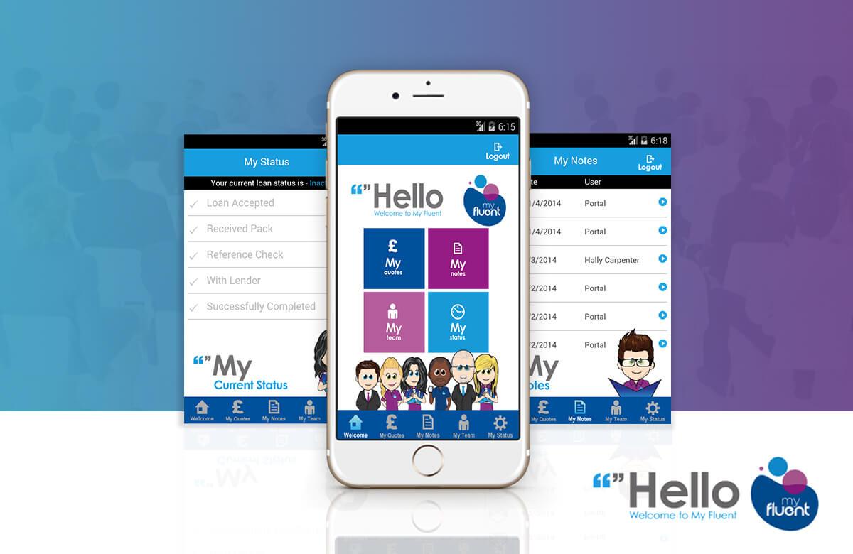 Fluent Money App