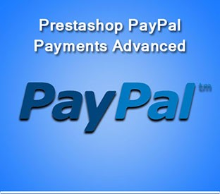 PrestaShop PayPal Payments Advanced