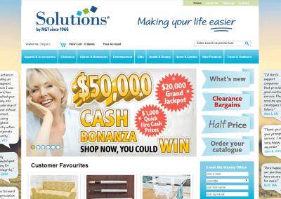 Shop Solutions