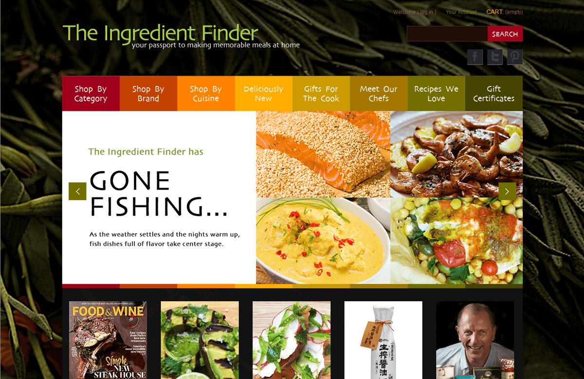 Ingredient Finder
