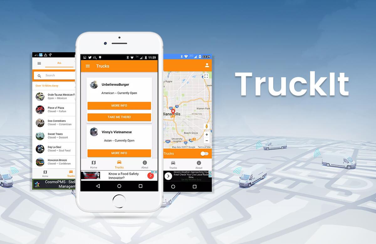 Truckit App
