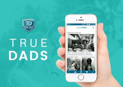 True Dads – News Mobile App