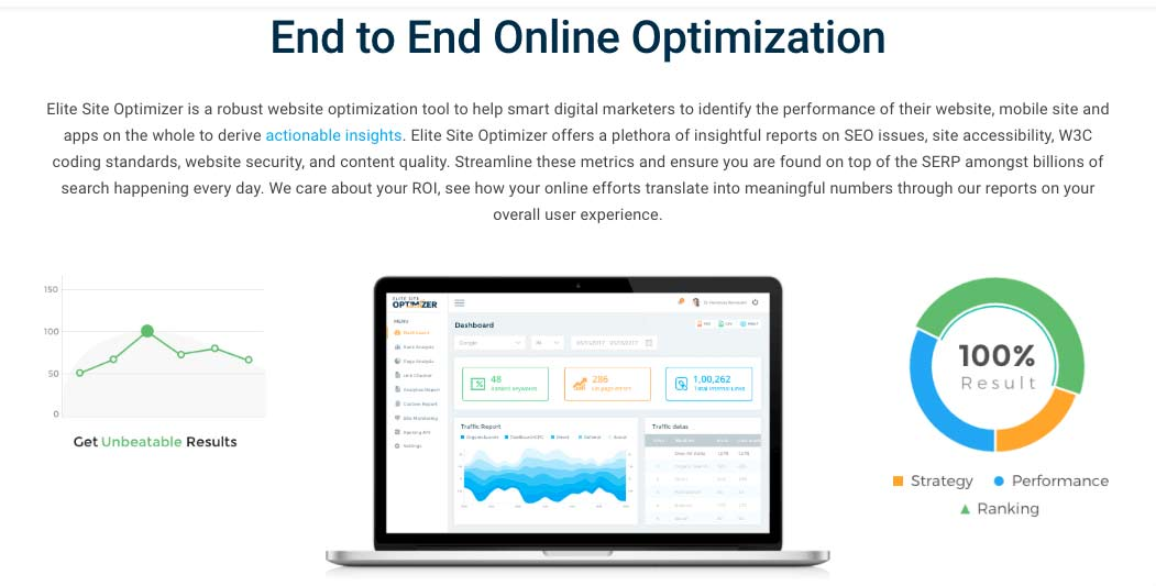 End to End Optimization