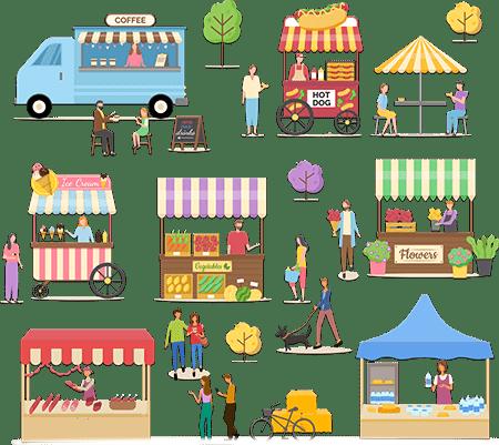 marketplace application development